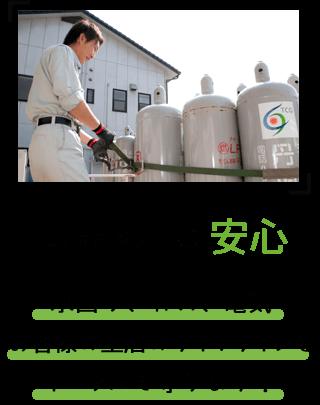 選ばれる理由①安心 水回り、ガス、電気お客様の生活のライフラインをトータルで守ります!